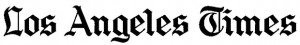 LAT_Los angeles time_Logo