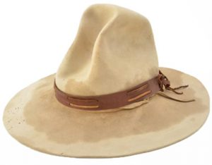worn-hat